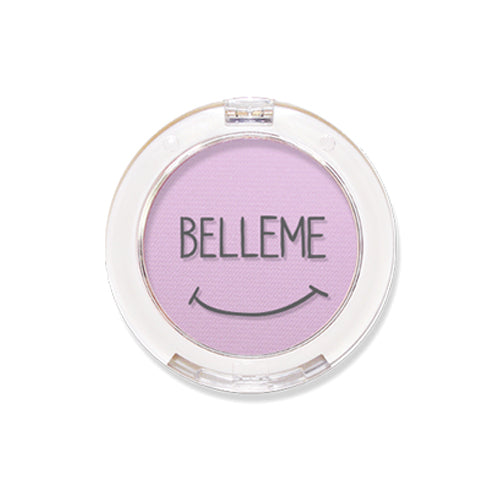[Abbamart] Belleme Shy Smile Blusher High Pigmentation Shape, Contour Highlight Face for a Shimmery or Matte Finish