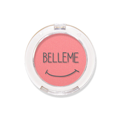 Load image into Gallery viewer, [Abbamart] Belleme Shy Smile Blusher High Pigmentation Shape, Contour Highlight Face for a Shimmery or Matte Finish