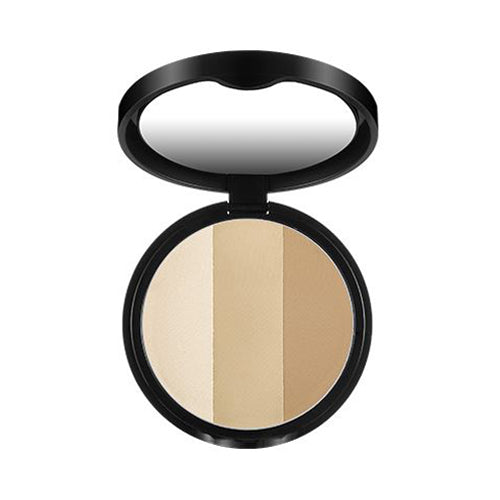 [A'PIEU] 3D Contouring Kit no.01 Natural Warm Too Cool For School Contour