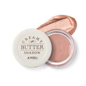 Load image into Gallery viewer, [A'PIEU] Creamy Butter Shadow Colorstay Cream Non-Creasing