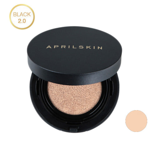 AprilSkin Magic Snow 2.0 Instantly Flawless & Glowing Skin, Toxin Free Light Beige & Pink Beige