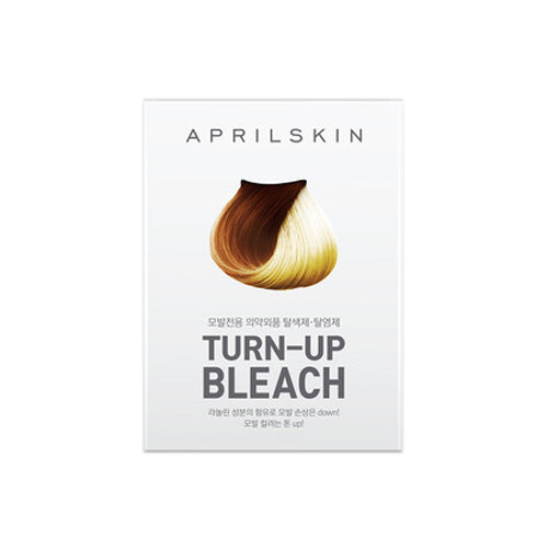 AprilSkin Turn-Up Bleach Good Quality, Does Not Burn Your Hair
