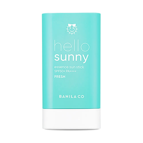 [Banila co] Hello Sunny Essence Sun Stick SPF50+ PA++++ No White Residue Artificial Colors And Flavors Pocket-Size