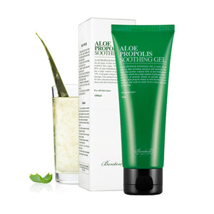 [Benton] Aloe Propolis Soothing Gel 100ml Harmful Ingredients Free, Alcohol Free, Water Free