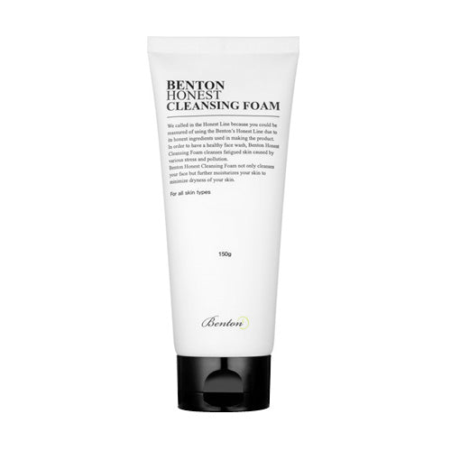 [Benton] Honest Cleansing Foam 150g Natural, Non Tightening