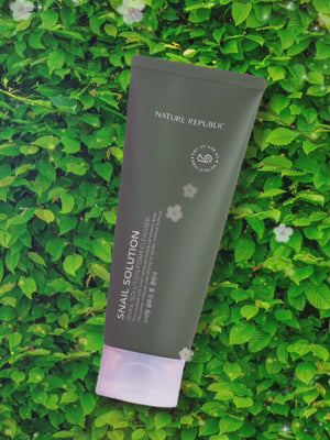 Load image into Gallery viewer, [Nature Republic] Snail Solution Foam Cleanser 150 ml