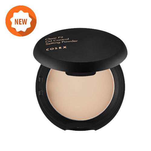 [COSRX] Clear Fit Oil Control Setting Powder Sulfate Scent Free Conceal Dark Spots Mild Coverage