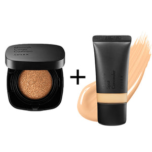 [COSRX]Blemish Cover Cushion #23 + Clear Fit Spot Concealer #23