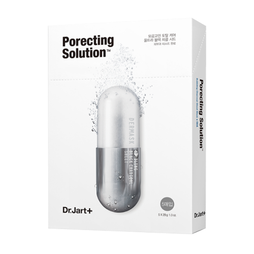 [Dr.jart] Dermask Ultra Jet Porecting Solution 5ea  Pore Clean Expert Skin-Friendly