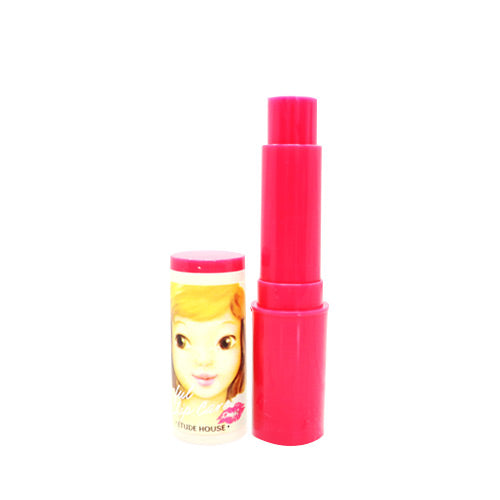 [Etude house] Kiss Full Lip Care (Cherry) Pure Moisturizing Hydrating Balm for Daily Use