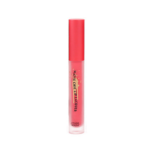 [Etude house] Matte Chic Lip Lacquer Long Lasting Pigmented Tint