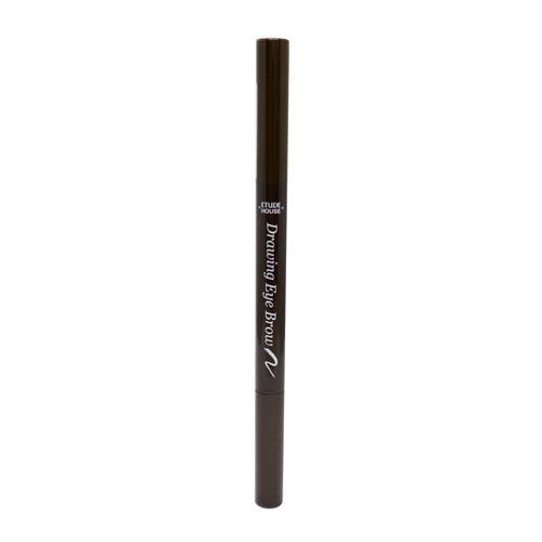 [Etude house] New Drawing Eye Brow Dark Brown Long Lasting Eyebrow Pencil Soft Textured Natural Daily Look