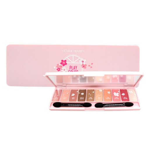 [Etude house] Play Color Eyes  Eyeshadow Palette 10-Color Matte Glittering Shimmering Soft Colors