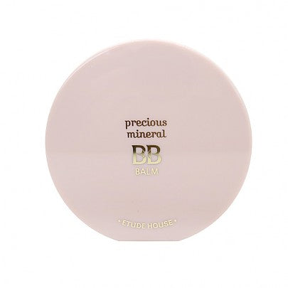 [Etude house] Precious Mineral Essence Beautifying Block Balm SPF50+ PA+++  Rich Surface Texture Flawless Coverage