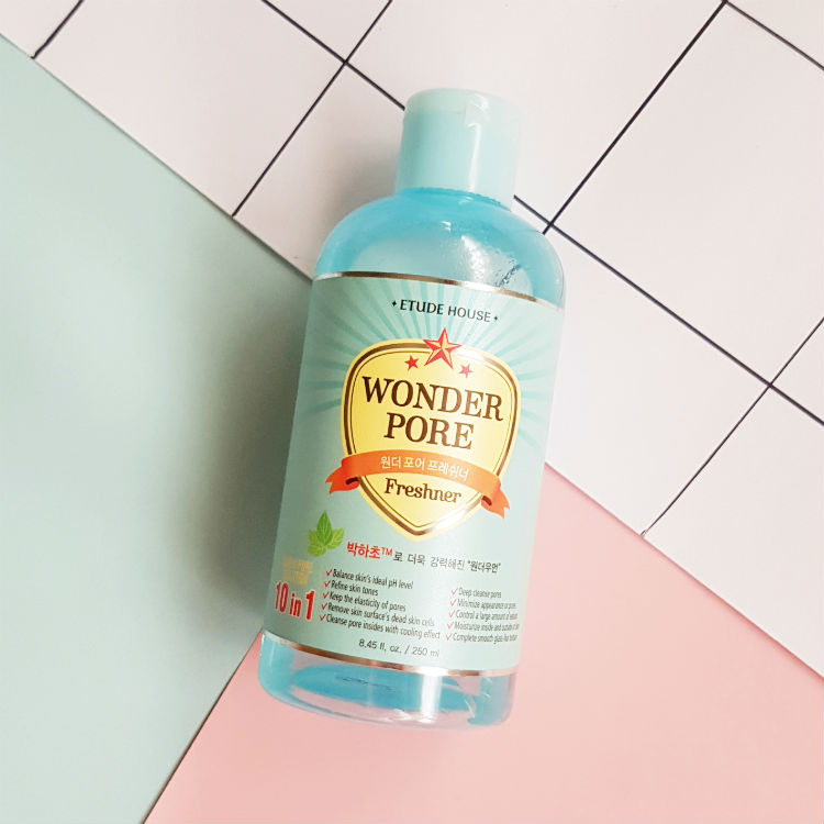 [Etude house] Wonder Pore Freshner 500ml WITHOUT Mineral Oil, Fragrance, Coloring, Talc, Etc.
