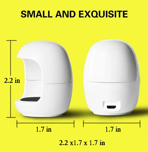 Mini Portable UV Nail Dryer With USB Cable