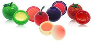 [Tonymoly] Mini Berry Lip Balm Happy Hydrated Delicious Smelling Lips Fruit Extracts Softens Plumps UV Protection