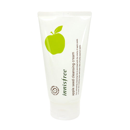 [Innisfree] Apple Seed Cleansing Cream 150ml Removes Makeup Residue Impurities Pleasant Relaxing Scent of Apple