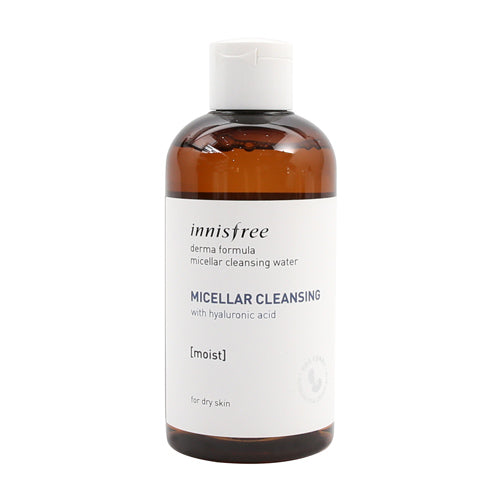 [Innisfree] Derma Formula Micellar Cleansing Water Moisture 250ml