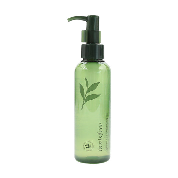 [Innisfree] Jeju Green Tea Cleansing Oil Extract 150ml Soft, Watery Textured, Pore Care