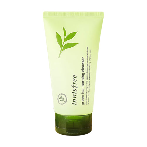 [Innisfree] Green Tea Morning Cleanser 150ml Gentle, Non-Foaming Daily Gentle Face Wash For All Types Of Skin