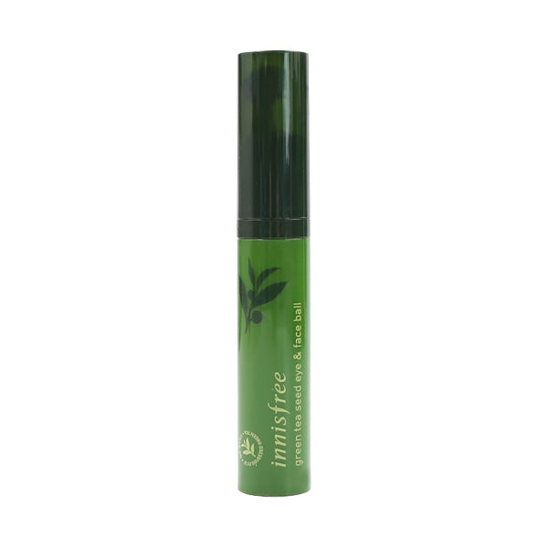 [Innisfree] Green Tea Seed Eye & Face Ball 10ml Deep Hydration Rich Natural Ingredients Moisture-Rising Technology