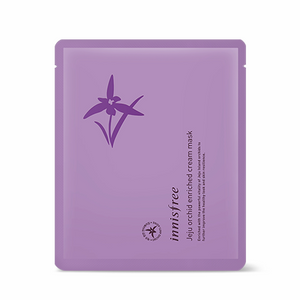 [Innisfree] Jeju Orchid Enriched Cream Mask 16g 1ea Healthy And Elastic Nutrition