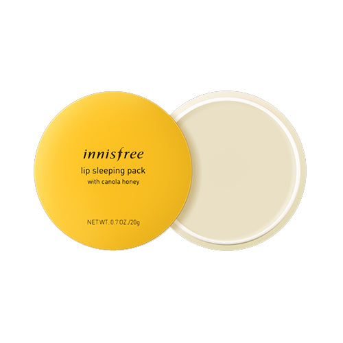 [Innisfree] Lip Balm Sleeping Pack With Canola Honey And Oil