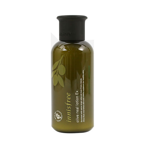[Innisfree] Olive Real Lotion Ex 160ml Enriched Hydrating Emulsifying Deep Moisture