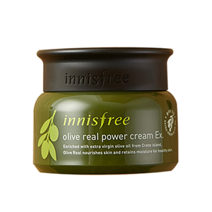 Load image into Gallery viewer, [Innisfree] Olive Real Power Cream EX 50ml Cleansing Foam Skin Elasticity
