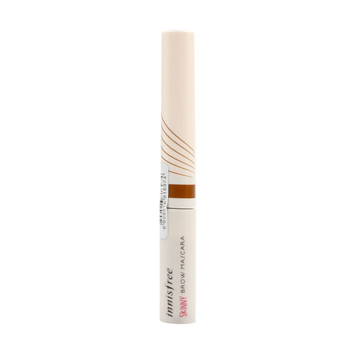 Load image into Gallery viewer, [Innisfree] Skinny Brow Mascara Waterproof Long Lasting Tinted Perfect Eyebrow Look Color Options