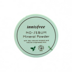 [Innisfree] *Time Deal*  No Sebum Mineral Powder Natural Originated Mint  Sweat Absorbing Healthy Skin