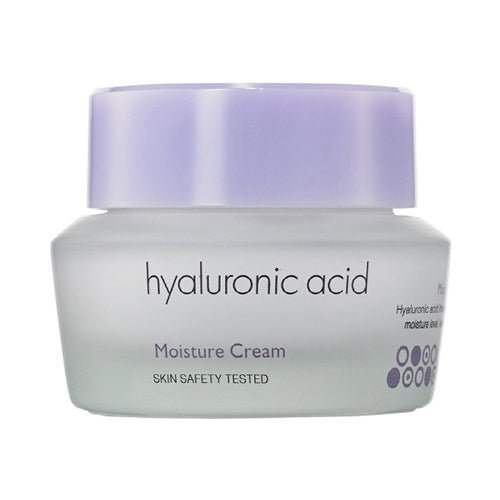 [It's Skin] Hyaluronic Acid Moisture Cream 50ml Hyaluronic Acid And Acerola