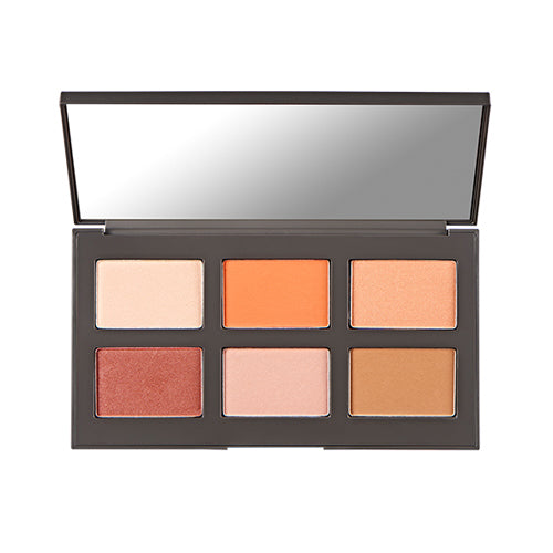 Load image into Gallery viewer, [It's Skin] Life Color Palette Cheek Long-Lasting Effect Six-Color