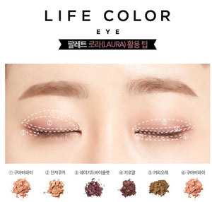 [It's Skin] Life Color Palette Eye #02 Laura