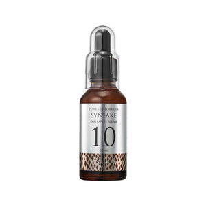 [It's Skin] Power 10 Formula SYN-AKE 30ml Serum Cell Regeneration & Revitalizing, Smooth Skin, Troubles Soothing Ultra Hydrating