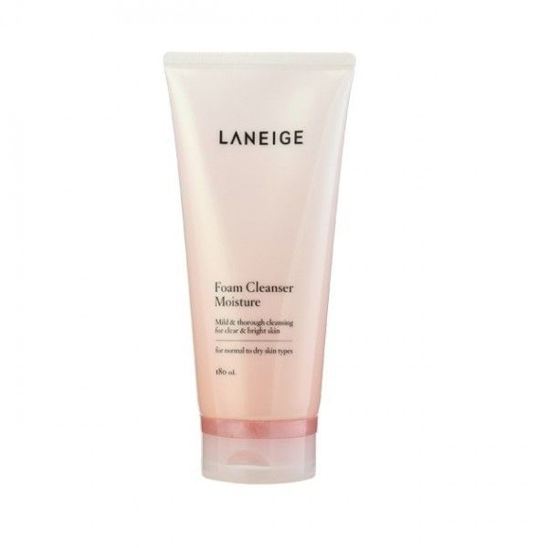 [Laneige] Foam Cleanser Moisture Shea Butter And Amino Acid
