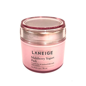 [Laneige] Multiberry Yogurt Repair Pack 80ml For All Skin Type