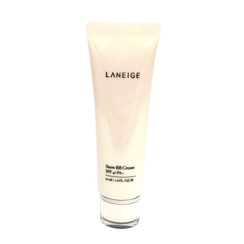 [LANEIGE] Snow BB Cream SPF 30+ PA++ #02 Natural BB 40ml Liquid Crystal Essence Ingredient