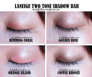 [Laneige] Two Tone Eye Shadow Bar Easy Quick  Blending Pen Smoky Makeup