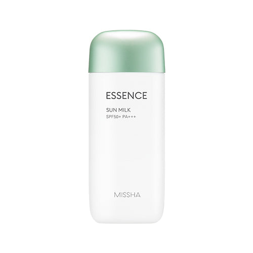 Load image into Gallery viewer, [Missha] All Around Safe Block Essence Sun Milk SPF50+/PA+++ 70ml Moisturizing, Double Layer UV Protection, Long-Lasting