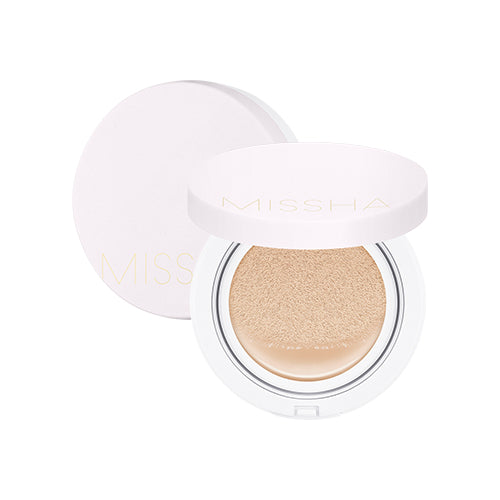 [Missha] Magic Cushion Cover SPF50+/PA+++ Perfect Looking Skin-Friendly All Natural Ingredients