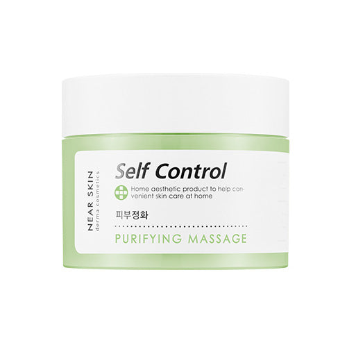 Load image into Gallery viewer, [Missha] Self Control Purifying Massage Cream 200ml Skin-Friendly, Safety Test Completed All Natural Ingredients