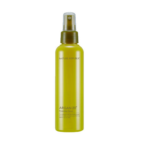 [Nature Republic] Argan 20 essential toner