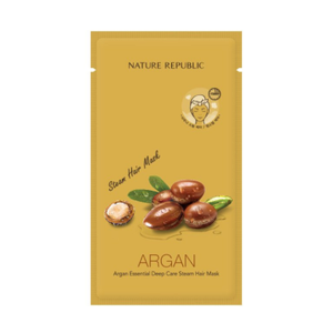 [Nature Republic] Argan Essential Deep Care Steam Hair Mask