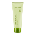 [Nature Republic] Fresh Green Tea Foam Cleanser 150ml