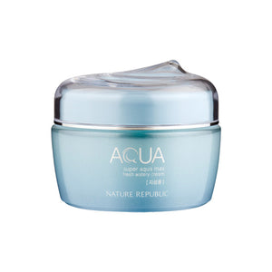 [Nature Republic] Super Aqua Max Fresh Watery Cream (for oily skin)