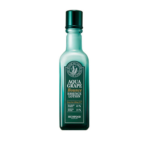 [Skinfood] Aqua Grape Bounce Essence Lotion 120ml Foam Gel Fresh Moisturizer
