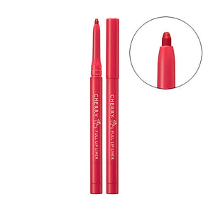 [Skinfood] Cherry Full Lip Liner Professional And Pigmented Shades Perfect For Shaping And Defining