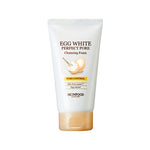 [Skinfood] Egg White Perfect Pore Cleansing Foam 150ml Albumin Contained Pore Refining Facial Foam Cleanser, Removes Impurities from Pores, Skin Smooth and Soft
